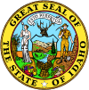 Seal of the State of Idaho
