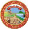 Seal of the State of Minnesota