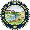 Seal of the State of South Dakota